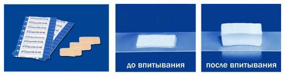 NIPRO PUSHBAN Гемостатический бандаж (Nipro Corporation)